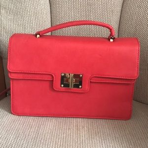Olivia+Joy red purse